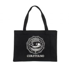 Organic Canvas Maxi Tote Bag