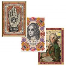 Set of 3 Limited Ed. Prints - Penthesilea & The Hand of Knowledge & The Rite of Passage