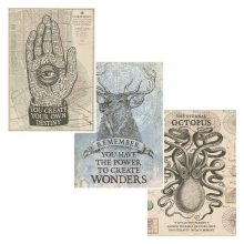 Set of 3 Limited Ed. Prints - The Astroctopus & The Sixth Borough & The Wonder of You